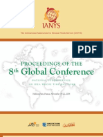IANYS 8th Conference Report