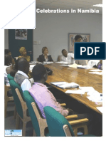 2008 IVD Celebrations in Namibia