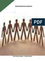Organisational Behaviour Assignment_v1.0
