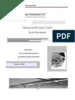 Manual Excelintermedio