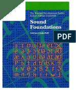 Sounds Foundation Adrian Underhill