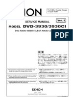 DVD-3930_3930CI Service Manual