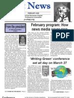 February 2009 Spot News