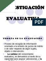 Inv Evaluativa Ppt