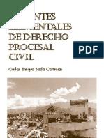Apuntes Lementales de Derecho Procesal Civil Carlos Sada