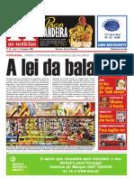 """Primeira pagina """" As Noticias"""""""