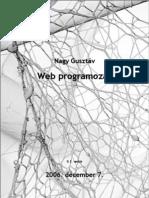 Web Programozas v0.3