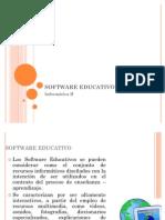 Sofware Educativo