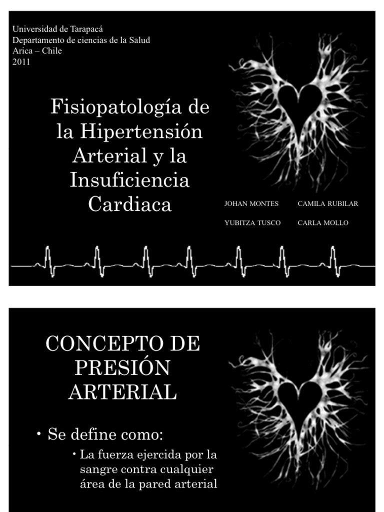 Fisiopatología del alcohol y la hipertensión arterial