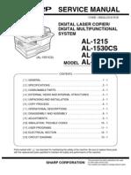 manual de servicio sharp al 2030 2040cs 2050cs image scanner rh scribd com manual impresora sharp al-2050cs en español manual fotocopiadora sharp al 2050cs en español
