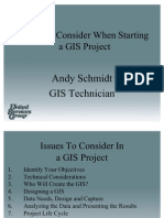 Issues to Consider When Starting Gis Project Gis Day