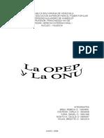 OPEP Informe 3