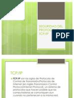 Seguridad Del Protocolo Tcp