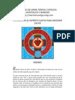 INVOCACION AL ESPIRITU SANTO PARA OBTENER SALUD | ALIANZA DE AMOR