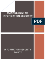 4.Information Security Policy