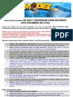 Manual Baterias Lipo