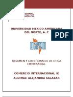 7. Etica Profesional Resumen y rio