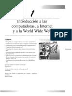 Capitulo 1 - Introduccion a Las as A Internet y a La World Wide Web - COMO PROGRAMAR C C++ Y JAVA DEITEL&DEITEL