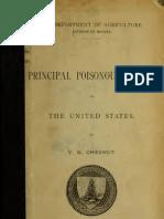 Chesnut-Principal Poisonous Plants of the US