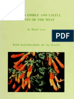 Sweet-Common Edible and Useful Plants of the West