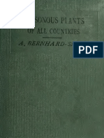 Smith Poisonous Plants of All Countries 1923 Complete