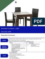 Branded Furniture India Sample