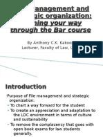 LDC Workshop Presentation