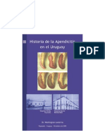 Historia de La Apendicitis
