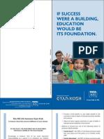 Gyan Kosh Brochure