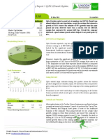 Opto Circuits Q1FY12 Result Update