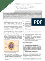 Micro Encapsulation - A Review