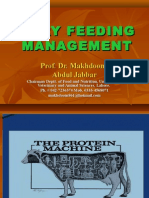 27702431 Dairy Feeding Management