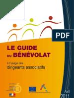 Guide du bénévolat 2011
