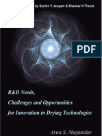 E-book on R&D Opportunities in Drying