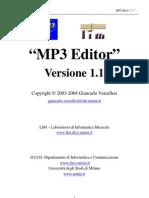 MP3Editor11Manual