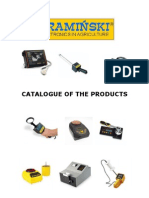 Draminski Products Catalogue