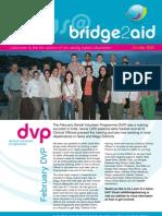Bridge2Aid newsletter