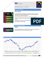 Stock Research Report for AGP as of 7/27/11 - Chaikin Power Tools