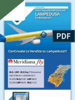 nuovi voli Bologna Lampedusa