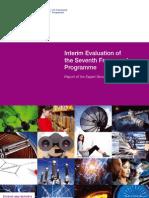 Fp7 Interim Evaluation Expert Group Report