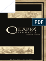 Chiappa Firearms Brochure 2011