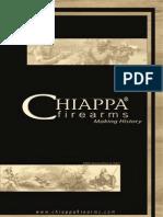 Chiappa Firearms Brochure 2011