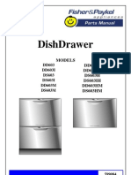 Fisher-Paykel Disk Was Her Service Manual
