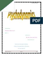 Psycho Dynamics