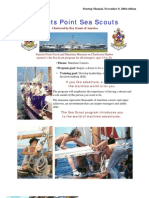 Sea Scout Startup Manual