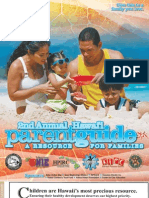 2008 Parent Guide - 2nd Annual