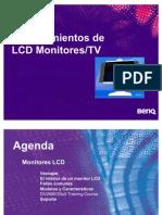 2887518 Training Monitores y TV LCD Benq