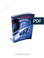 Web Building Guide