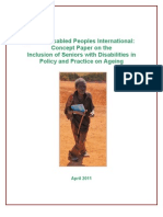 Disabled Peoples International