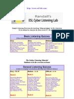 Online Reading & Listening Materials (2)[1]